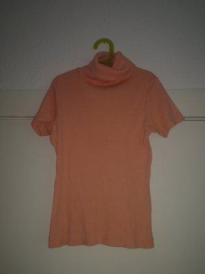 RS-Collection  Rippenstrick T-Shirt mit Rollkragen