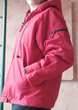 RS Sport Outdoor Jacket red mixture fibre