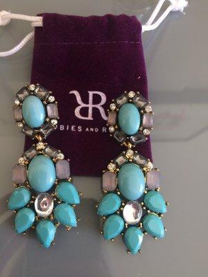 Rubies and Rocks Ohrringe
