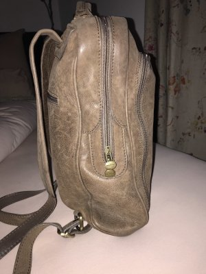 I Medici School Backpack multicolored leather