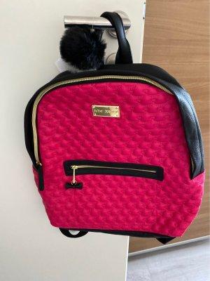 Betsey Johnson Plecak różowy