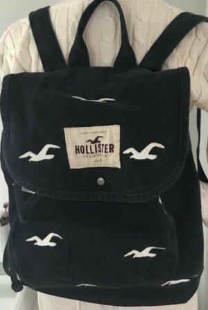 Hollister Plecak biały-ciemnoniebieski