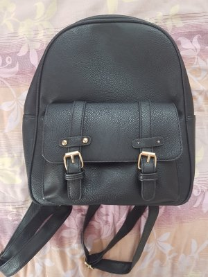 Backpack Trolley black-gold-colored