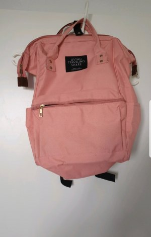 Trekking Backpack rose-gold-coloured
