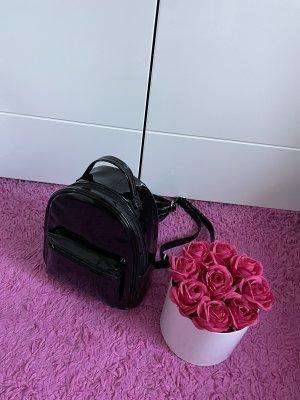 H&M Mini Backpack black