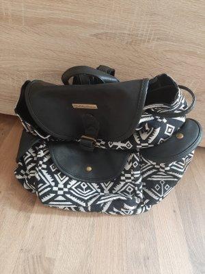 -8- Venice Canvas Bag black