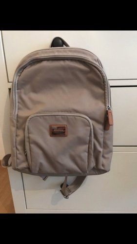 Bogner Laptop Backpack beige