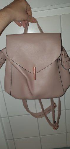 Backpack Trolley rose-gold-coloured-dusky pink