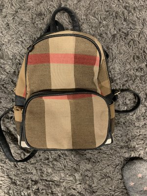 Backpack Trolley brown-black