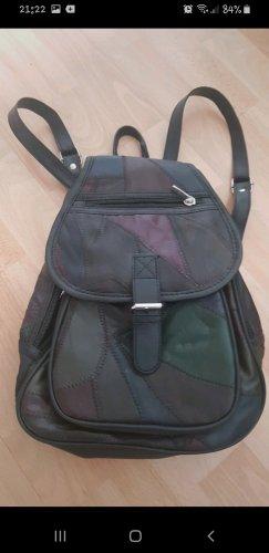 Plecak na kółkach czarny