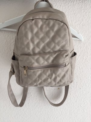 Laptop Backpack light grey-cream