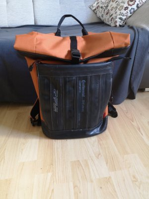 Rucksack Carringer Orange