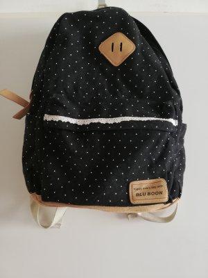 Backpack Trolley white-dark blue