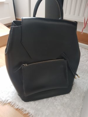 Topshop Backpack Trolley black