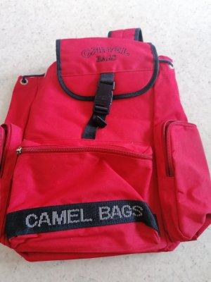 camel Daypack red