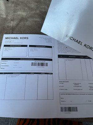 Michael Kors  bianco sporco-marrone