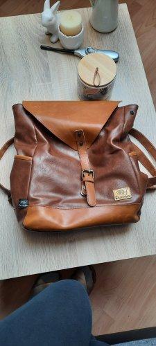 Unbekannte Marke Mochila escolar marrón