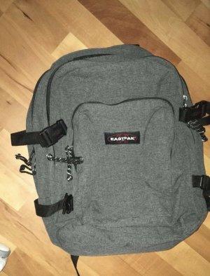 Rucksack Eastpak, grau und groß