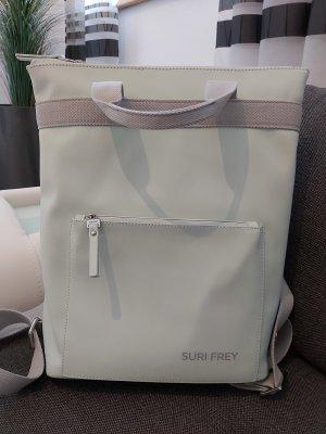 Suri Frey Sac à dos pour ordinateur portable vert menthe