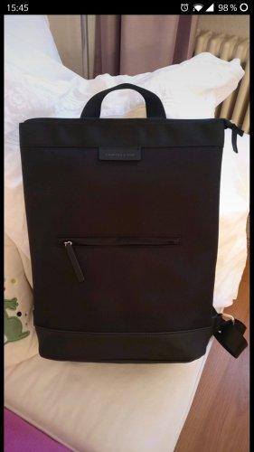 Kapten & Son Sac à dos pour ordinateur portable noir