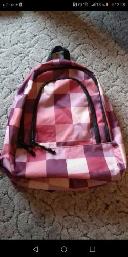 School Backpack red