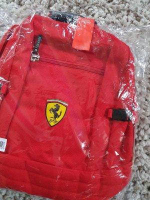 Ferrari  rood