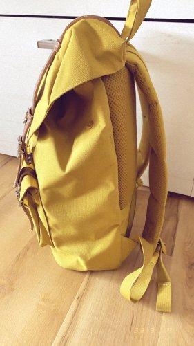 Herschel Wandelrugzak geel