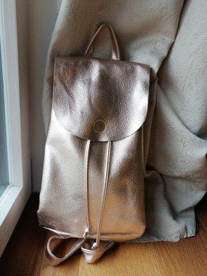 Atmosphere School Backpack rose-gold-coloured