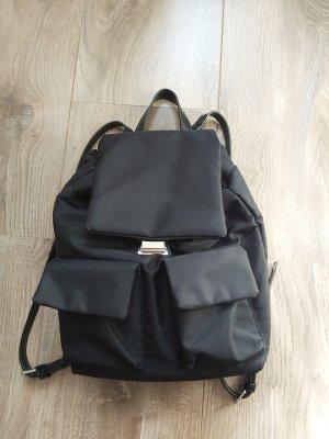 Zara Sac à dos mini noir
