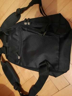Marc Picard Backpack Trolley black