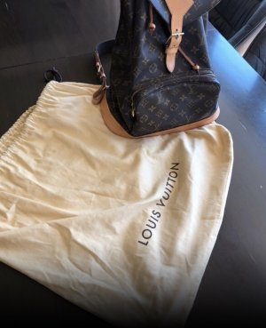 Louis Vuitton Sac à dos collège multicolore cuir