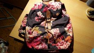 Accessorize Mini sac à dos rouge framboise-bleu