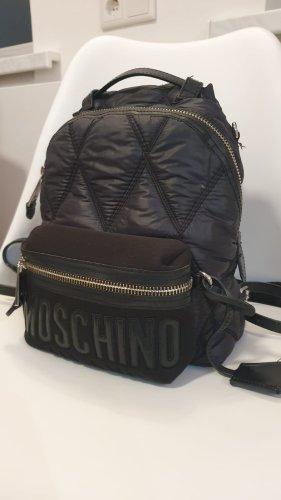 Moschino Backpack Trolley black