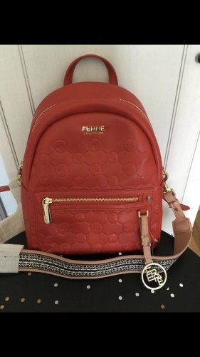 Ferre Trekking Backpack red