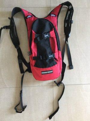 Rucksack Radrucksack  mit integriertem Regenschutz