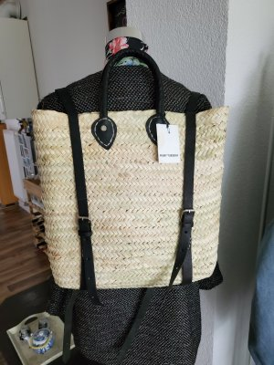 Ruby Tuesday Plecak na kółkach czarny-kremowy