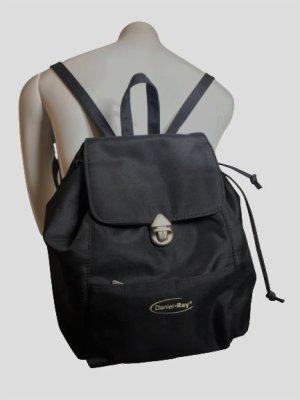 Daniel Ray Mały plecak czarny