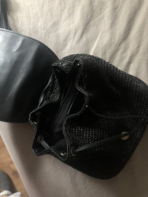 Rucksack schwarz