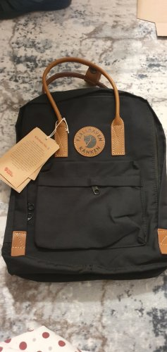 Fjällräven School Backpack black-brown