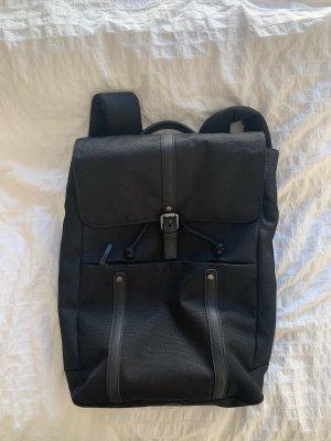Zalando Sac à dos pour ordinateur portable noir