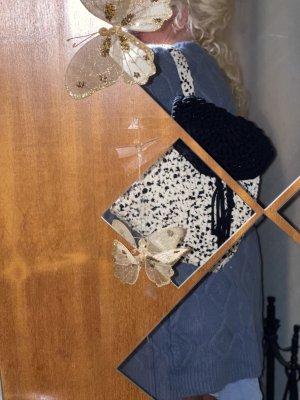 Rucksack schwarz weiß
