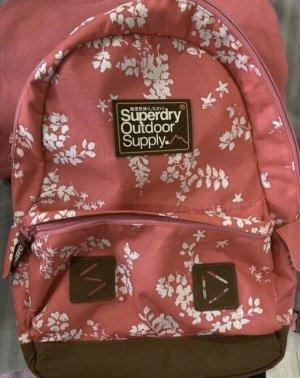 Superdry Sac à dos collège multicolore