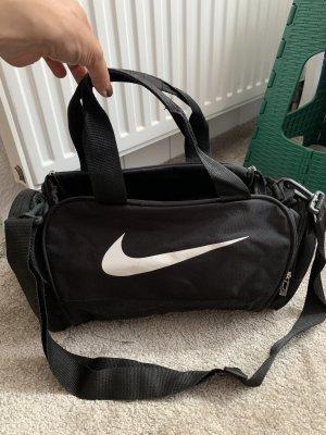 Nike Torba podróżna czarny-biały