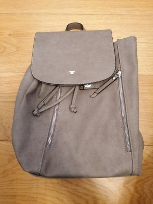 Tom Tailor Backpack Trolley taupe