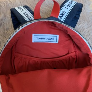 Tommy Jeans Trekking Backpack multicolored polyester