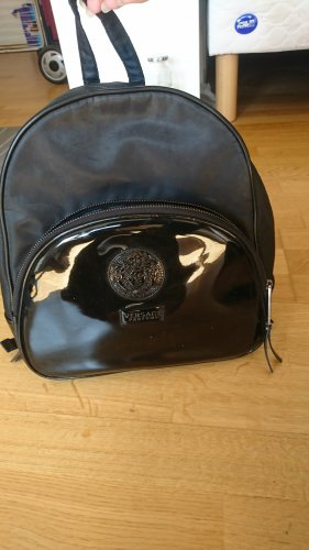 Versace Backpack Trolley black
