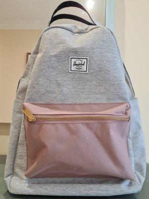 Herschel Mini Backpack rose-gold-coloured-light grey