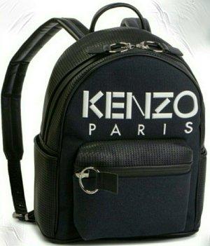 Kenzo Sac à dos à roulettes noir