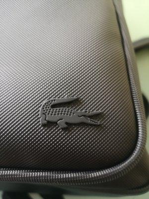 Lacoste Sac à dos pour ordinateur portable noir polyester
