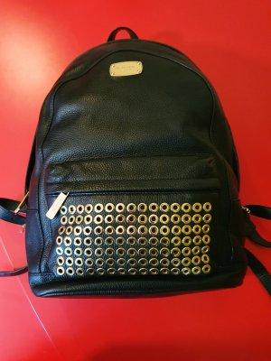 Michael Kors Laptop rugzak zwart-goud